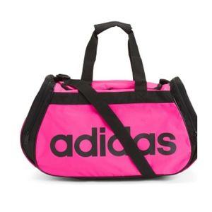 Adidas Duffel Bag Pink Gym
